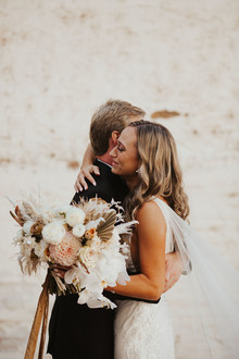 Bohemian Franciscan Gardens wedding