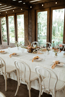rustic boho fall wedding in Santa Barbara