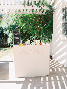 ice cream cart for baby shower