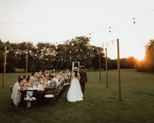 Summer Micro wedding