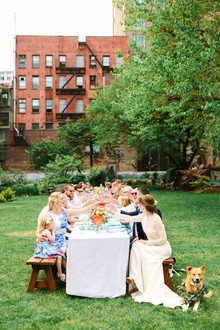 New York City Micro wedding