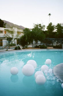Ace Hotel Palm Springs wedding