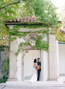 Hacienda inspired wedding