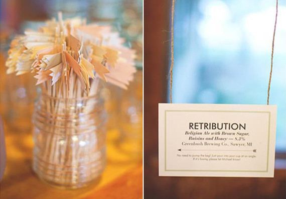 Camp Inspired Drink Accessories
