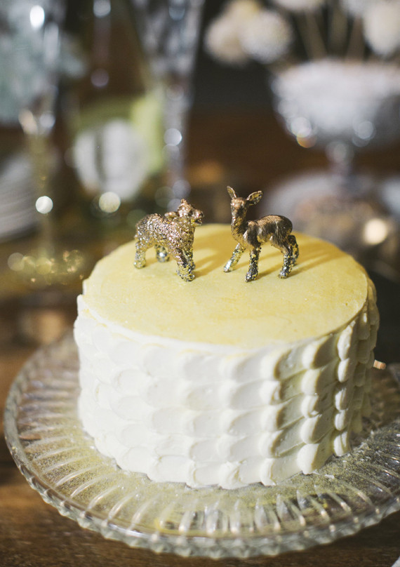 Mini-Animal Cake Toppers