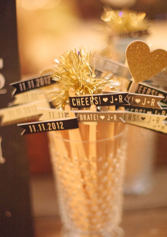 DIY Indie Cheers Stirrers