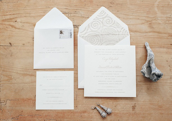 Charming Southern Stationery