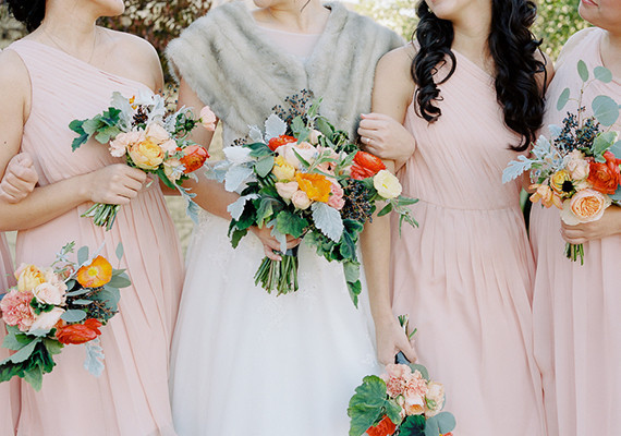 Napa Valley Wedding Bouquets