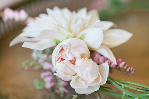 Soft Peach Wedding Ideas