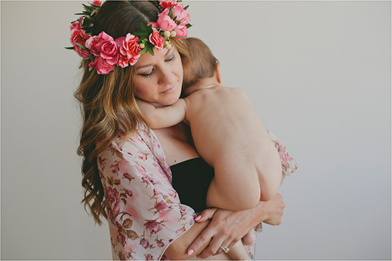 Portraits of Motherhood by The Leo Loves | 100 Layer Cakelet