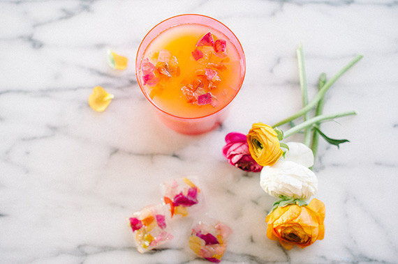 Valentine's Day Inspired cocktail