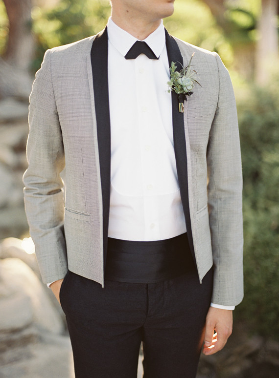 Grooms outfit
