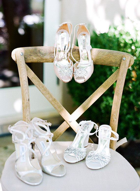 Cake Decorations Silver Shoes : Silver Wedding Shoes Wedding & Party Ideas 100 Layer Cake