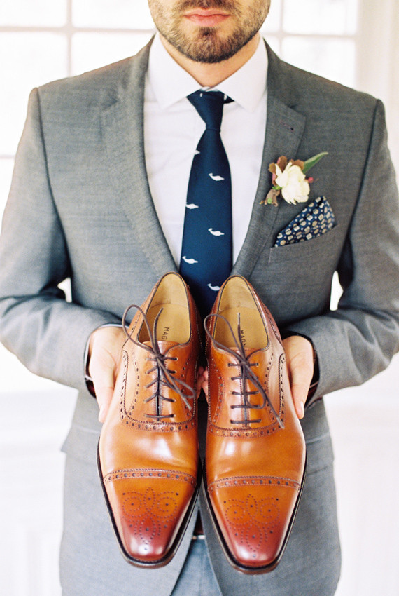 Classic men\'s shoes and grey suit | Wedding & Party Ideas | 100 ...