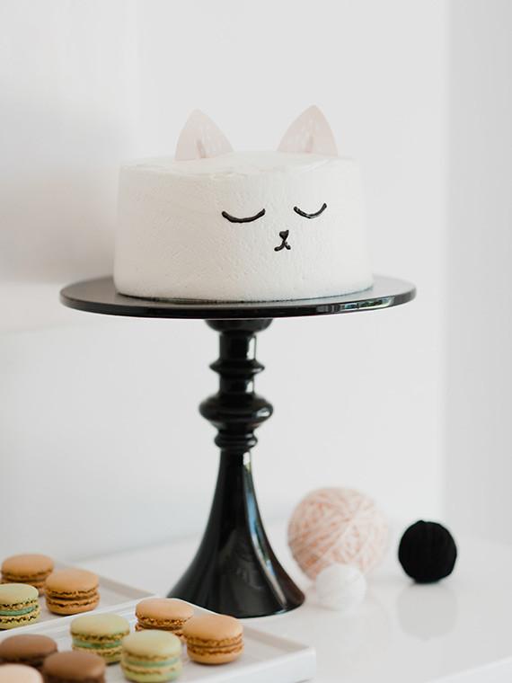Kitty Cat Birthday Cake Wedding Party Ideas 100 Layer Cake