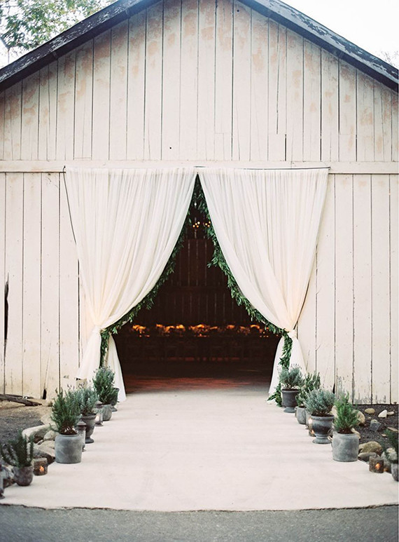Dos Pueblos Ranch wedding venue