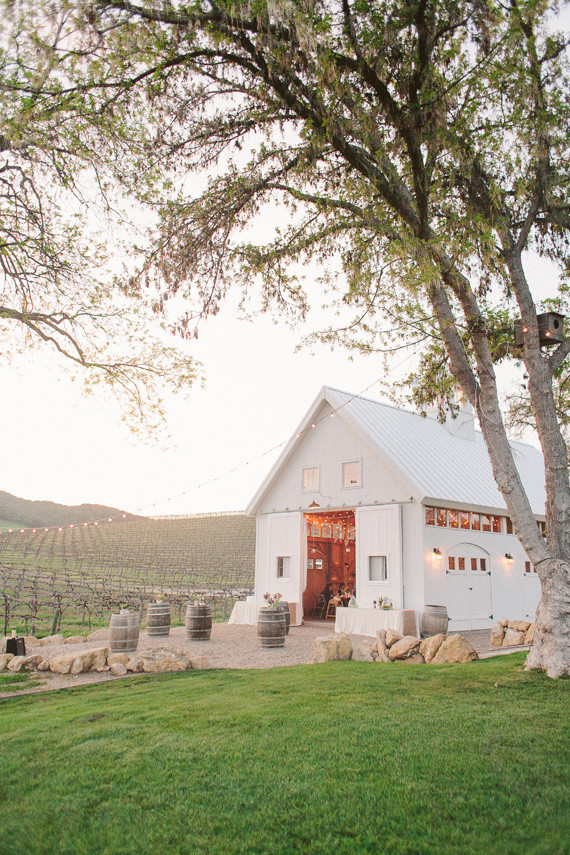 Hammersky Vineyards wedding venue