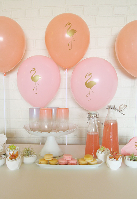 Pineapple And Flamingo Party Supplies Wedding Amp Party