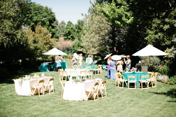Denver Garden Baby Shower Wedding Party Ideas 100 Layer Cake
