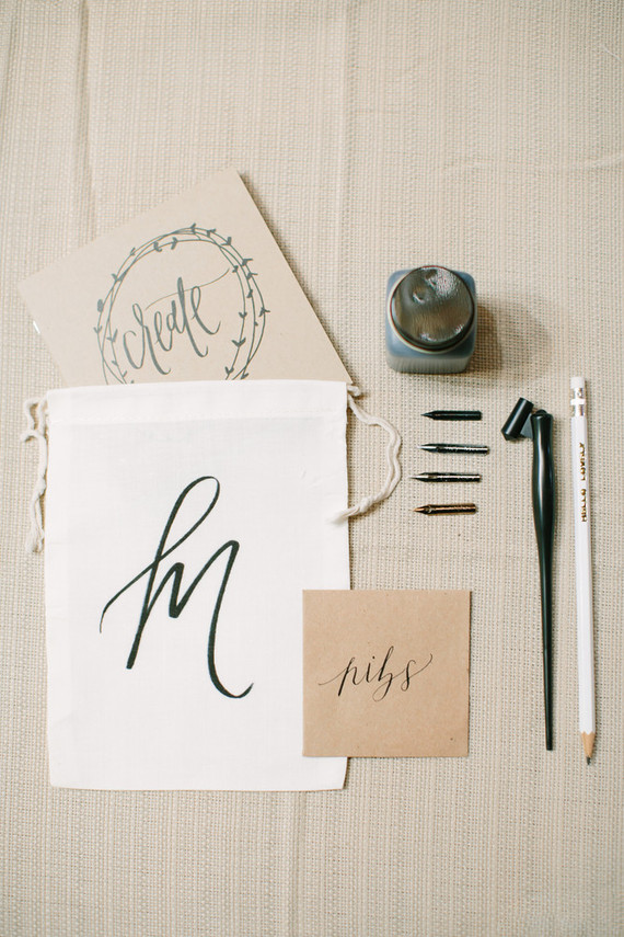 Calligraphy Essentials Wedding Party Ideas 100 Layer