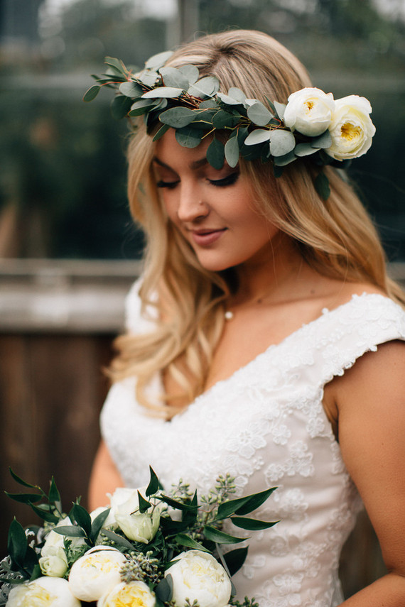 Bridal Flower Crown Wedding Amp Party Ideas 100 Layer Cake