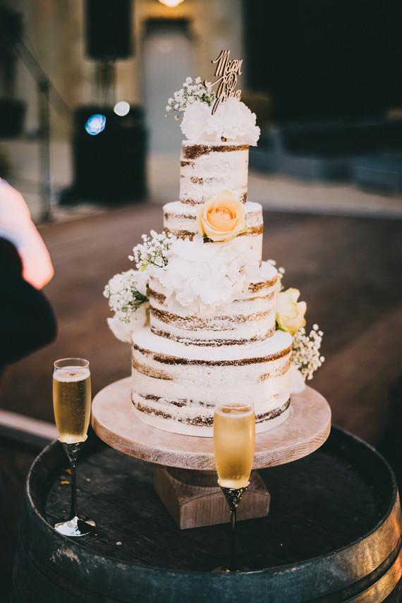 Naked Cake Wedding Amp Party Ideas 100 Layer Cake