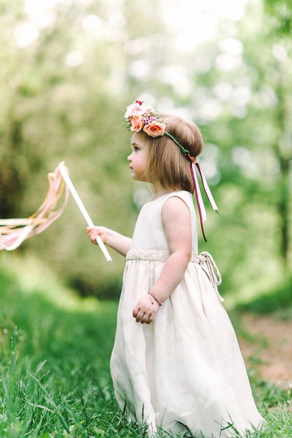 Flower Girl Portraits Wedding Amp Party Ideas 100 Layer Cake