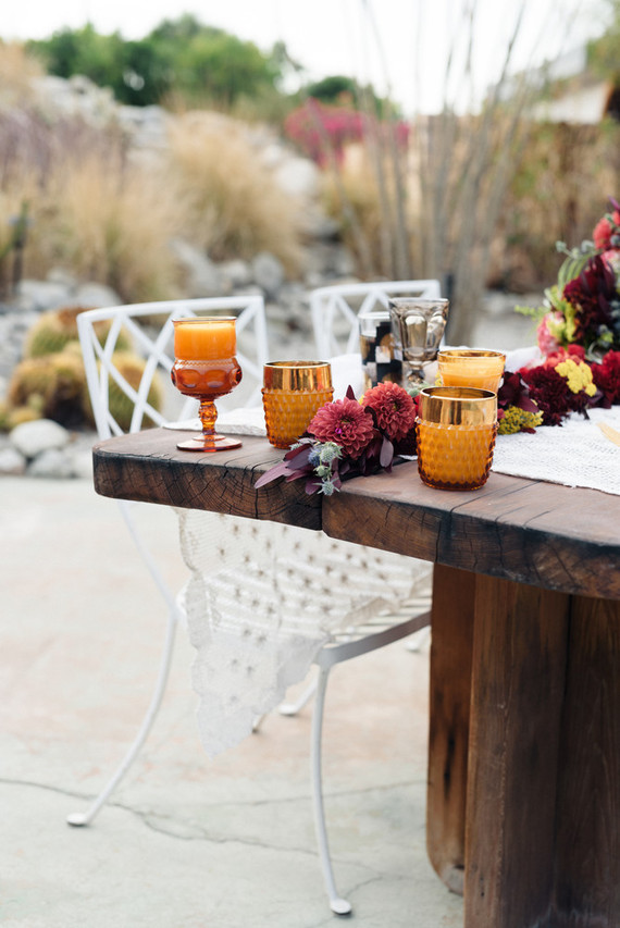 Bohemian elopement inspiration