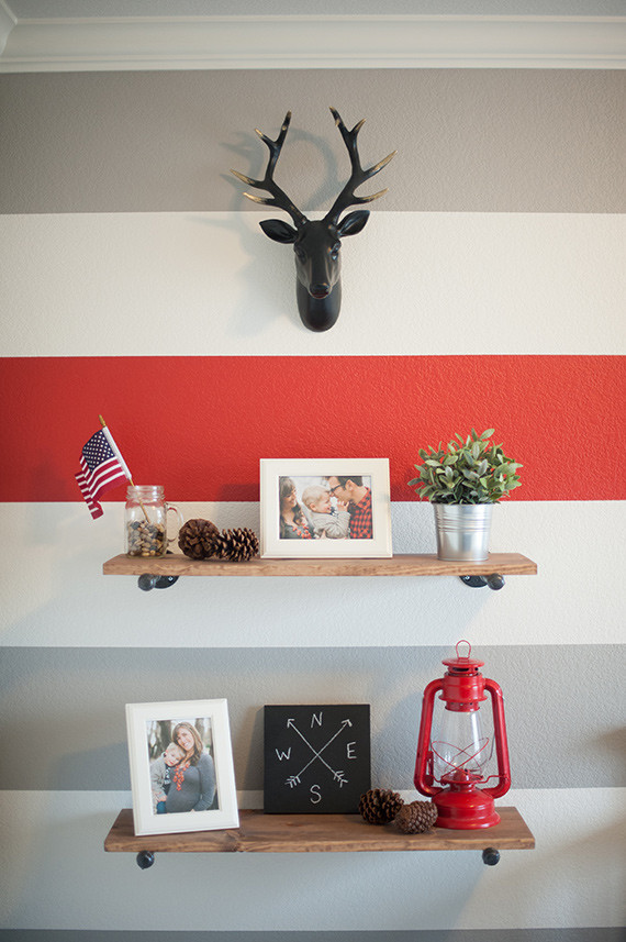 Primary adventurous nursery for a boy