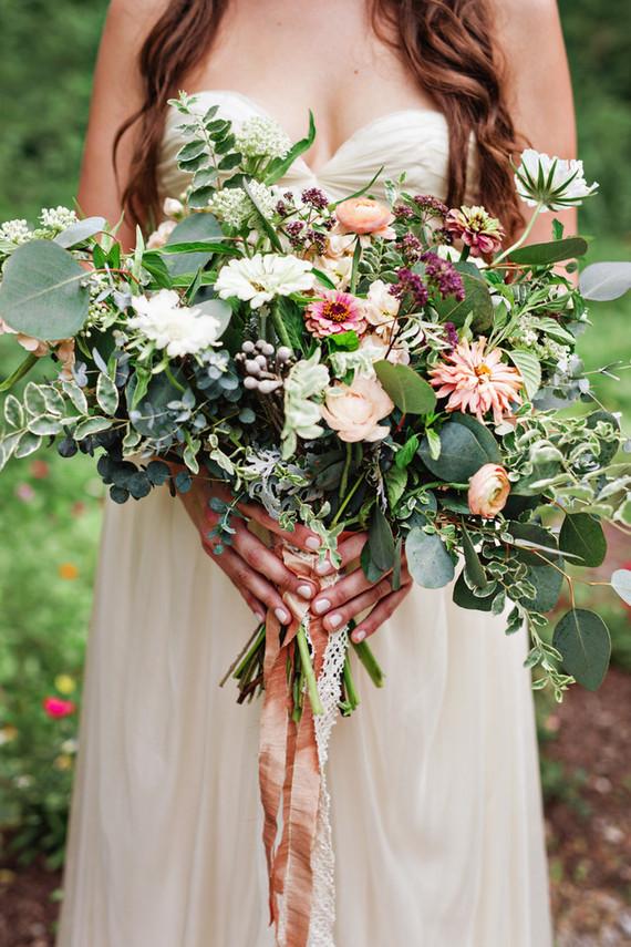 Bohemian bridal bouquet   Wedding & Party Ideas   100 ...