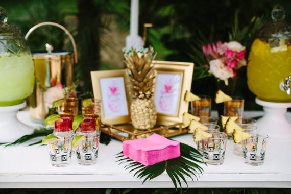 Aloha themed bridal shower decor | Wedding & Party Ideas ...