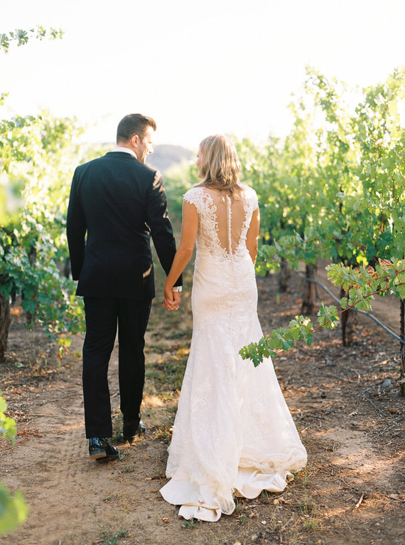 Soda Rock Winery wedding portrait