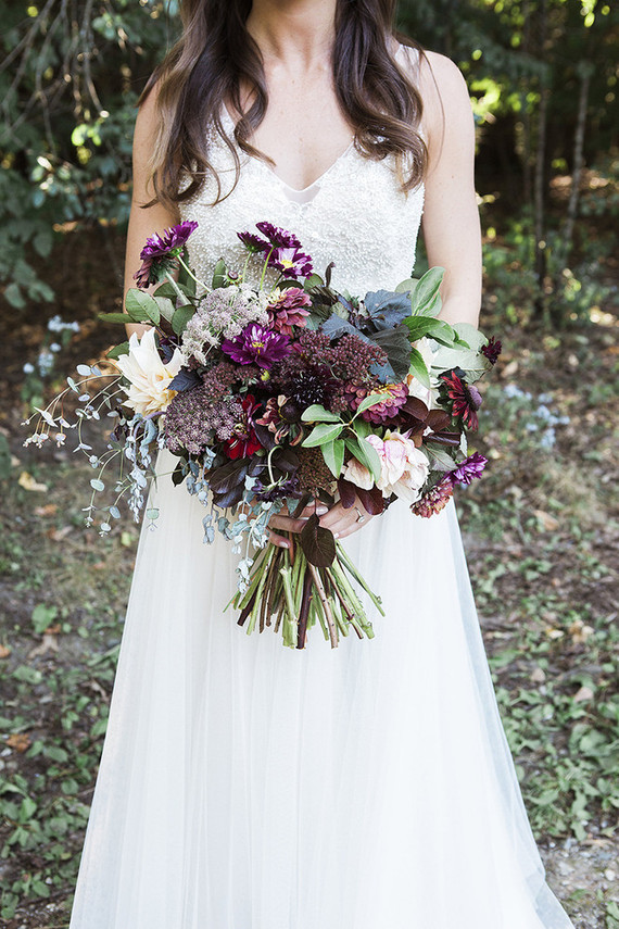 Fall Bridal Bouquet Wedding Amp Party Ideas 100 Layer Cake
