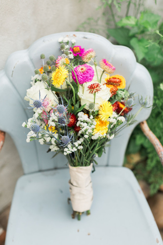 Diy Summer Bridal Bouquet Wedding Amp Party Ideas 100