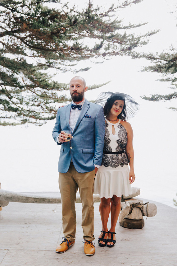 Big Sur Fall wedding