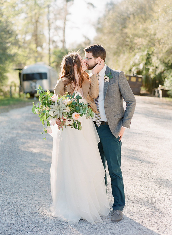 Rustic Savannah wedding inspiration