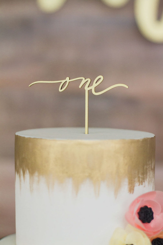 First Birthday Cake Topper Wedding Amp Party Ideas 100