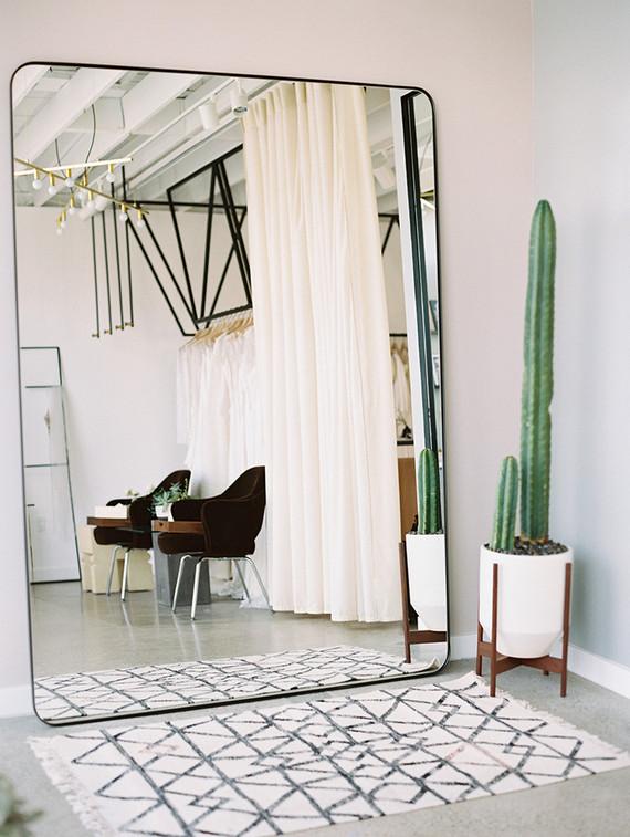 large floor mirror design