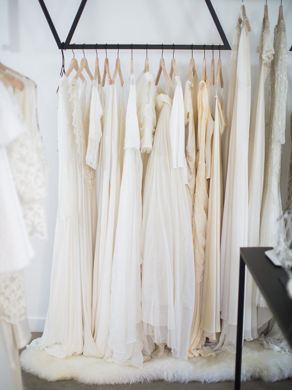 LOHO Bride West Hollywood store