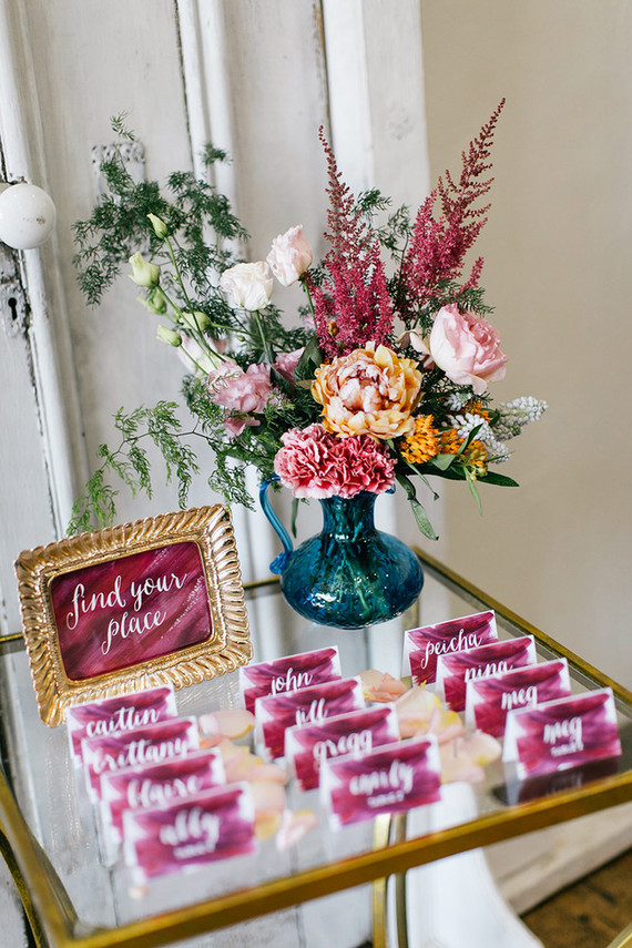 Modern Bohemian Wedding Inspiration Wedding Amp Party