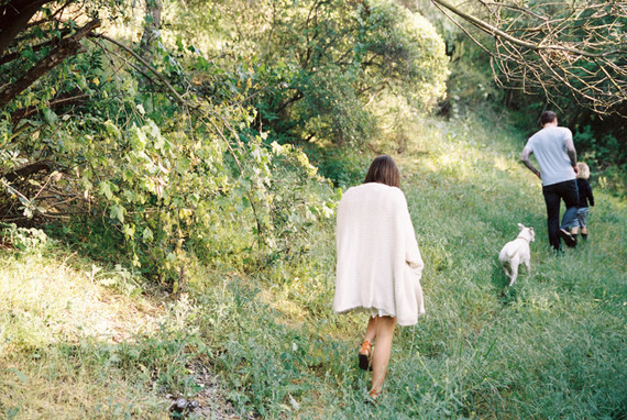 Topanga Canyon family photos