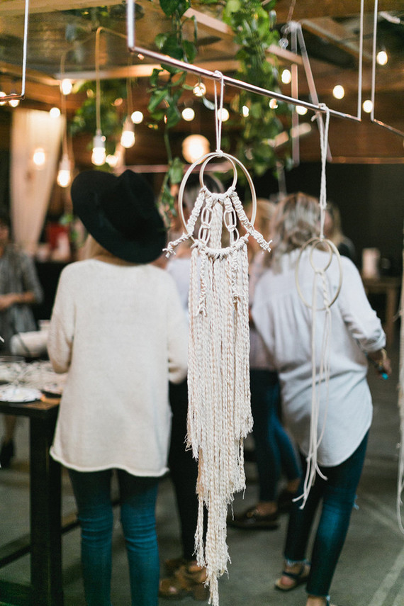 Macrame workshop