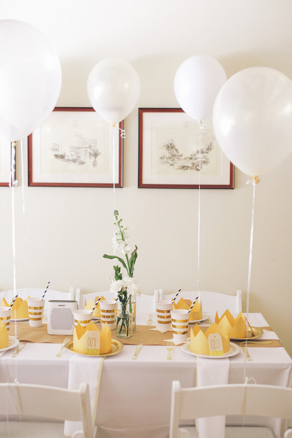 Little Prince Birthday Party Wedding Amp Party Ideas 100
