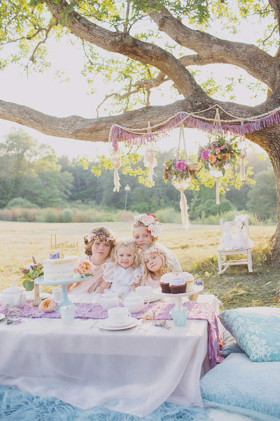 Fairytale Childrens Tea Party Wedding Amp Party Ideas