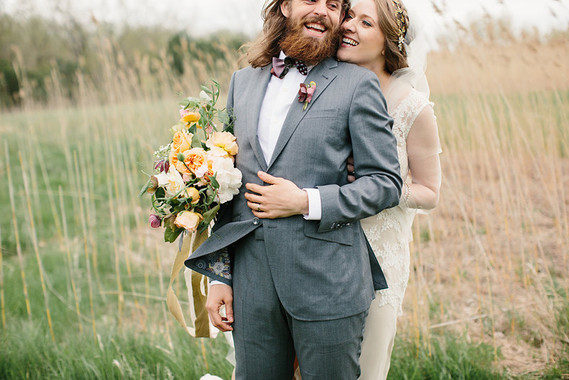 indie Buffalo NY wedding