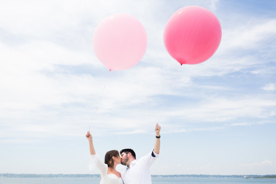 girl gender reveal party ideas