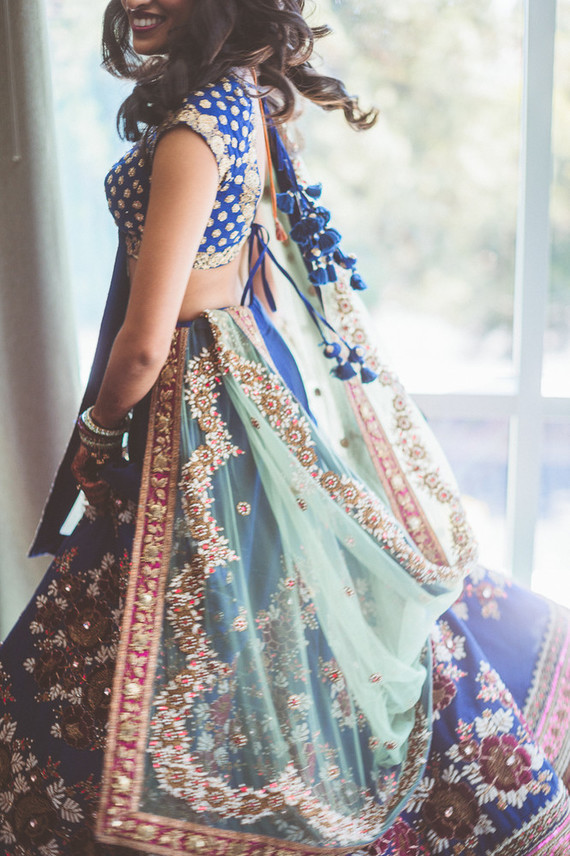 Modern Indian wedding sari | Wedding & Party Ideas | 100 Layer Cake