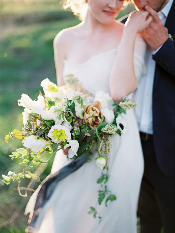 Romantic Virginia wedding inspiration