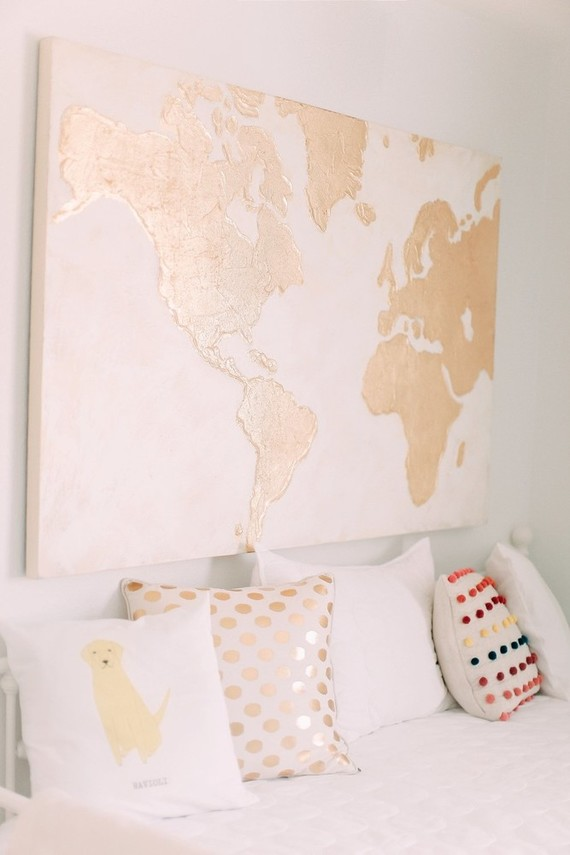 Travel themed girls nursery wedding party ideas 100 for Travel room ideas