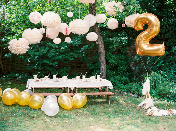 pink garden party 2nd birthday wedding party ideas. Black Bedroom Furniture Sets. Home Design Ideas